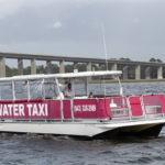 Daniel Island Ferry to Downtown Charleston