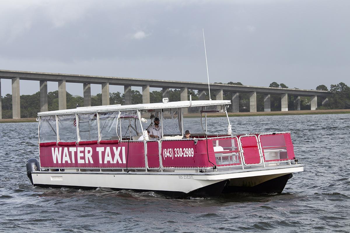 Daniel Island Ferry's 40' Catamaran